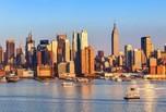 #43526490 - Manhattan Skyline
