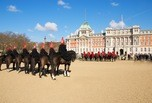 #51388310 - Military parade with horses
