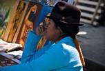 Indiennes d'Otavalo