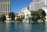 Paysage de Las Vegas