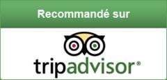 Recommandé par TripAdvisor