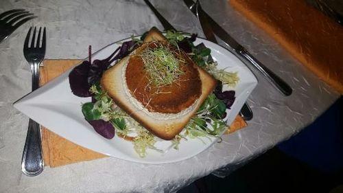 Camembert rôti au Paprika