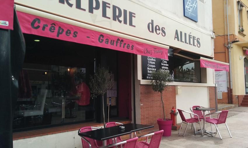 Photo Chez Fanny - Crêperie des allées